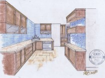 Kitchen Drawings